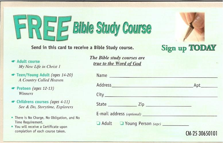 Bible Study Lessons | Online | Free | JW.ORG